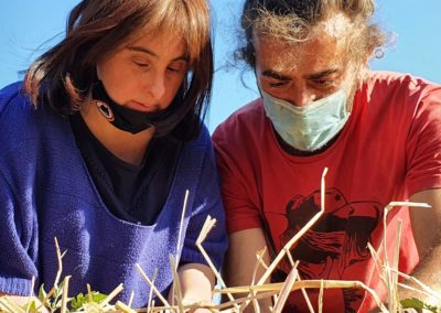 Foto Laboratori AgriSociali Pantasema